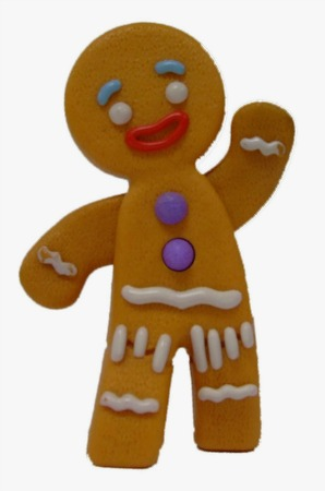 Try this gingerbread man test and see what it says about your personality