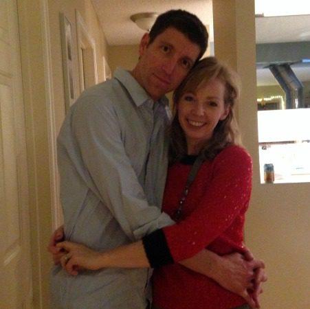 Jody Robbins and husband
