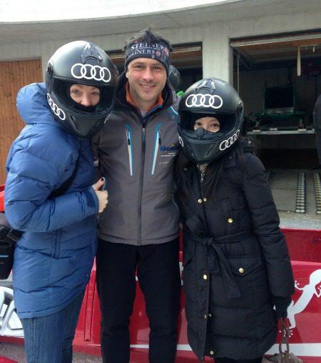 Bob sled St. Moritz