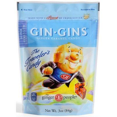 Gin gin candies