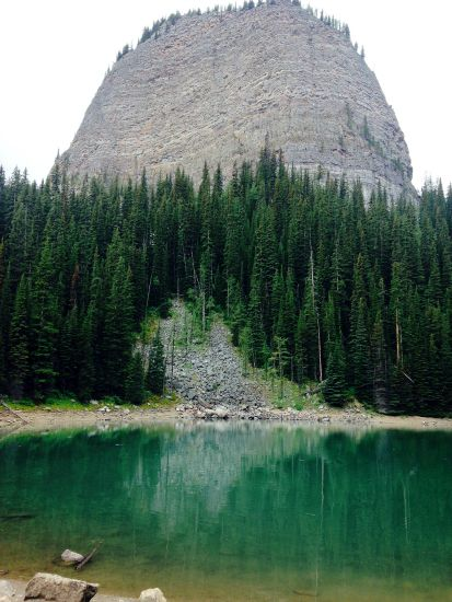 Mount beehive banff national park