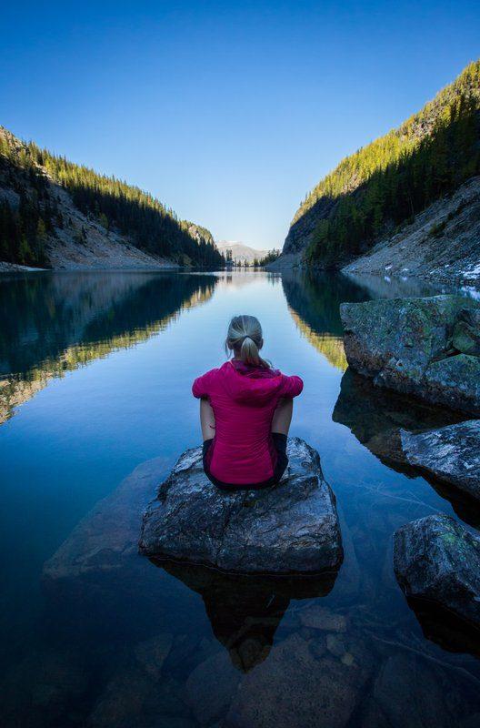 lake agnes banff national park