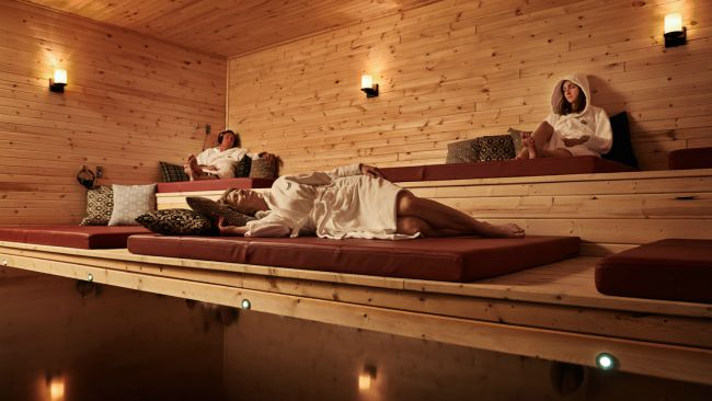 spa day beds