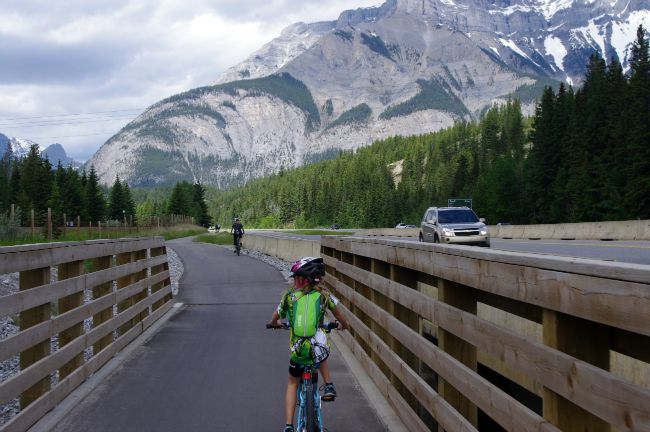 Cycling the Banff Legacy Trail: 8 Tips for success