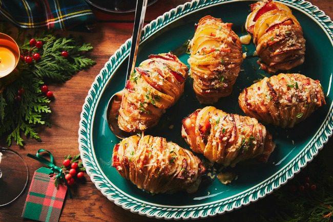 holiday potatoes