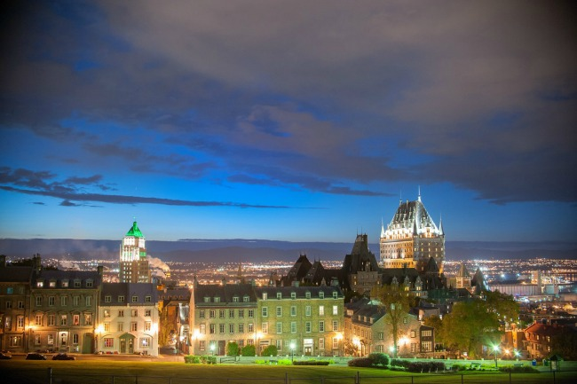 The girlfriend's guide to Quebec City
