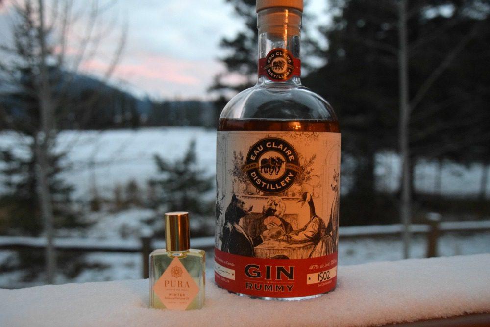 Winter perfume