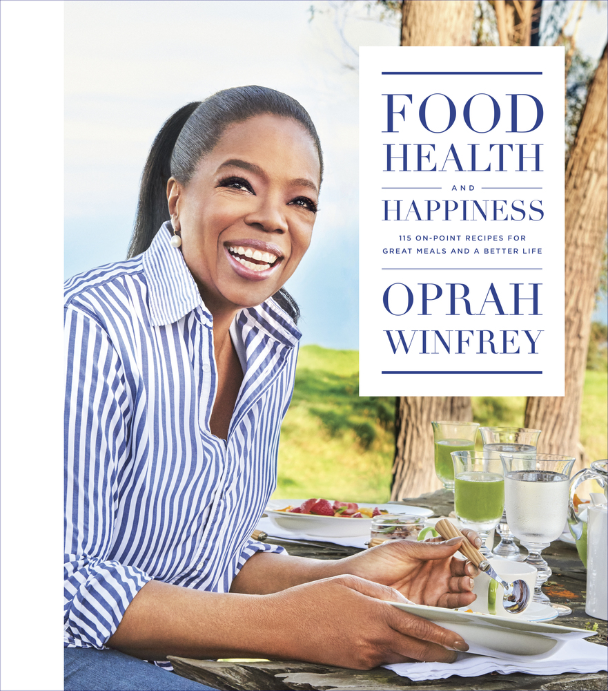 Oprah cookbook