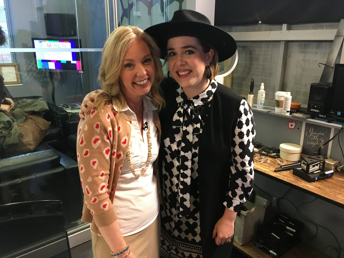 serena ryder and fan