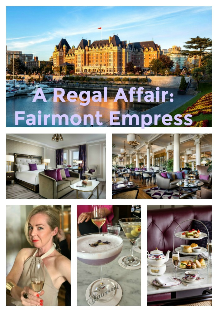 what to expect at fairmont empress