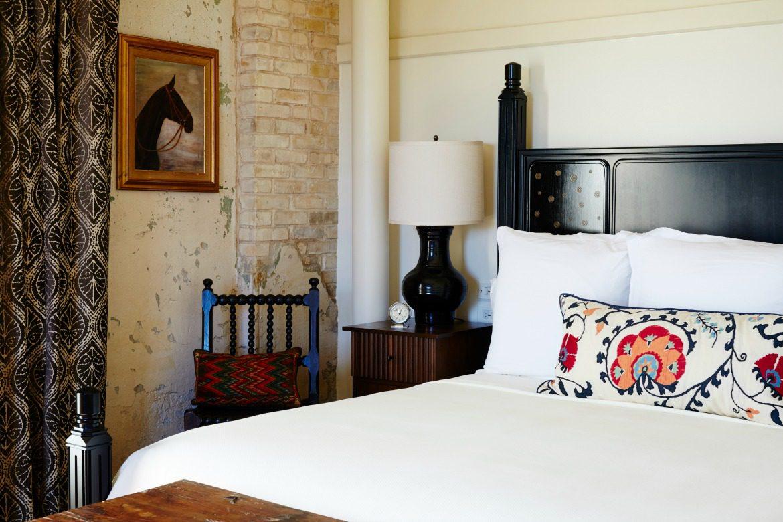 texan bedroom