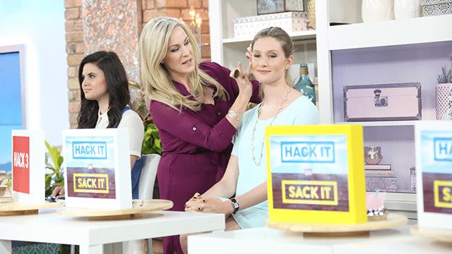 make up expert on tv