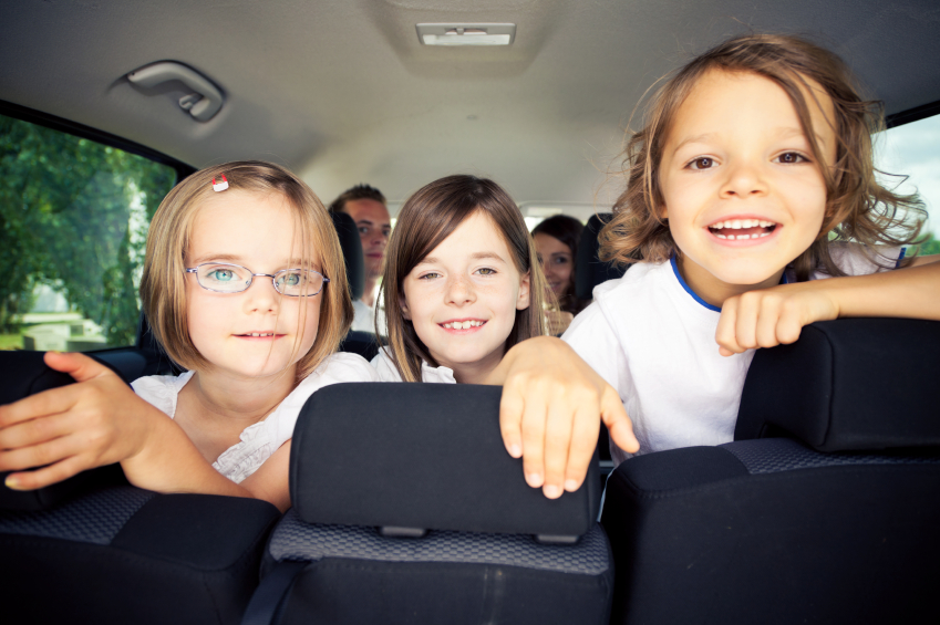 What you need to know about carpooling kids