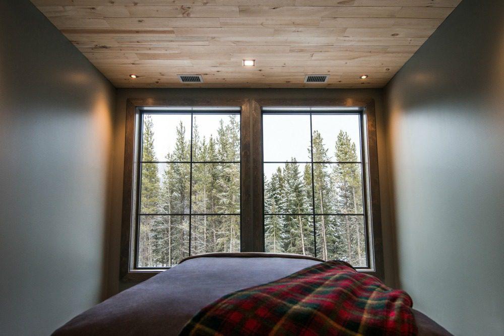Canadian spa design