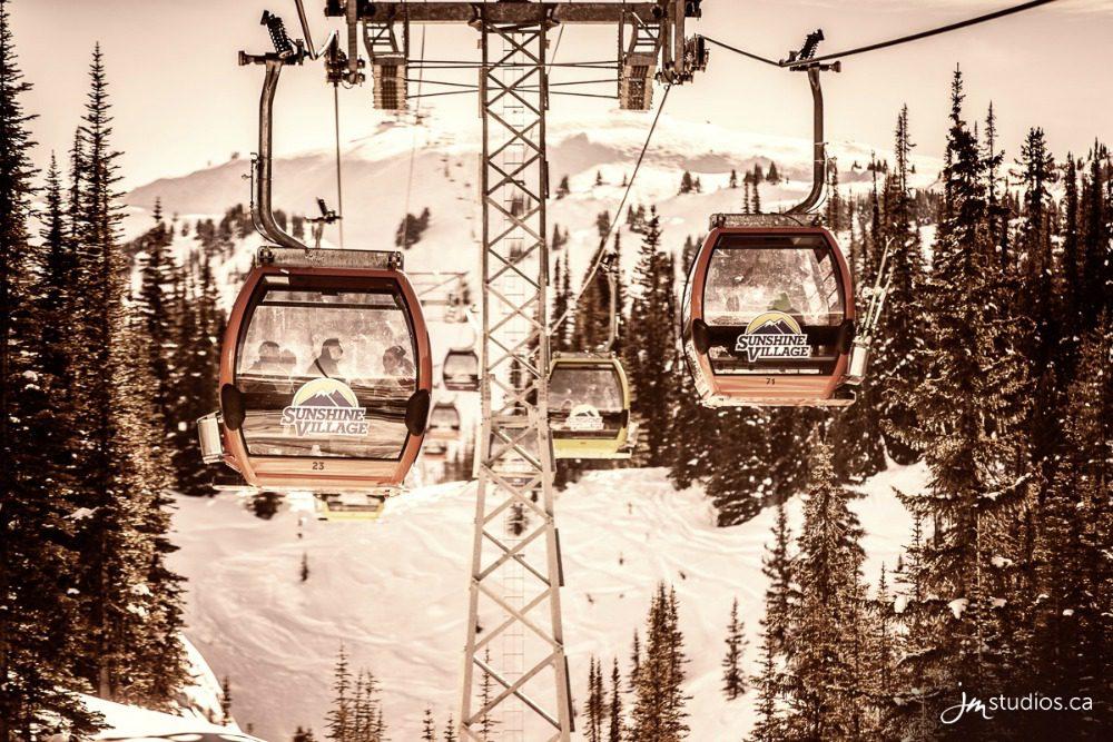 sunshine mountain gondola
