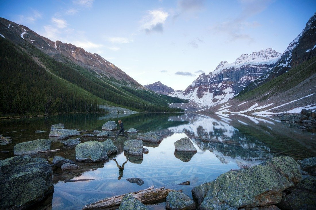 Consolation Lakes: Why it's the best hike for kids in Banff