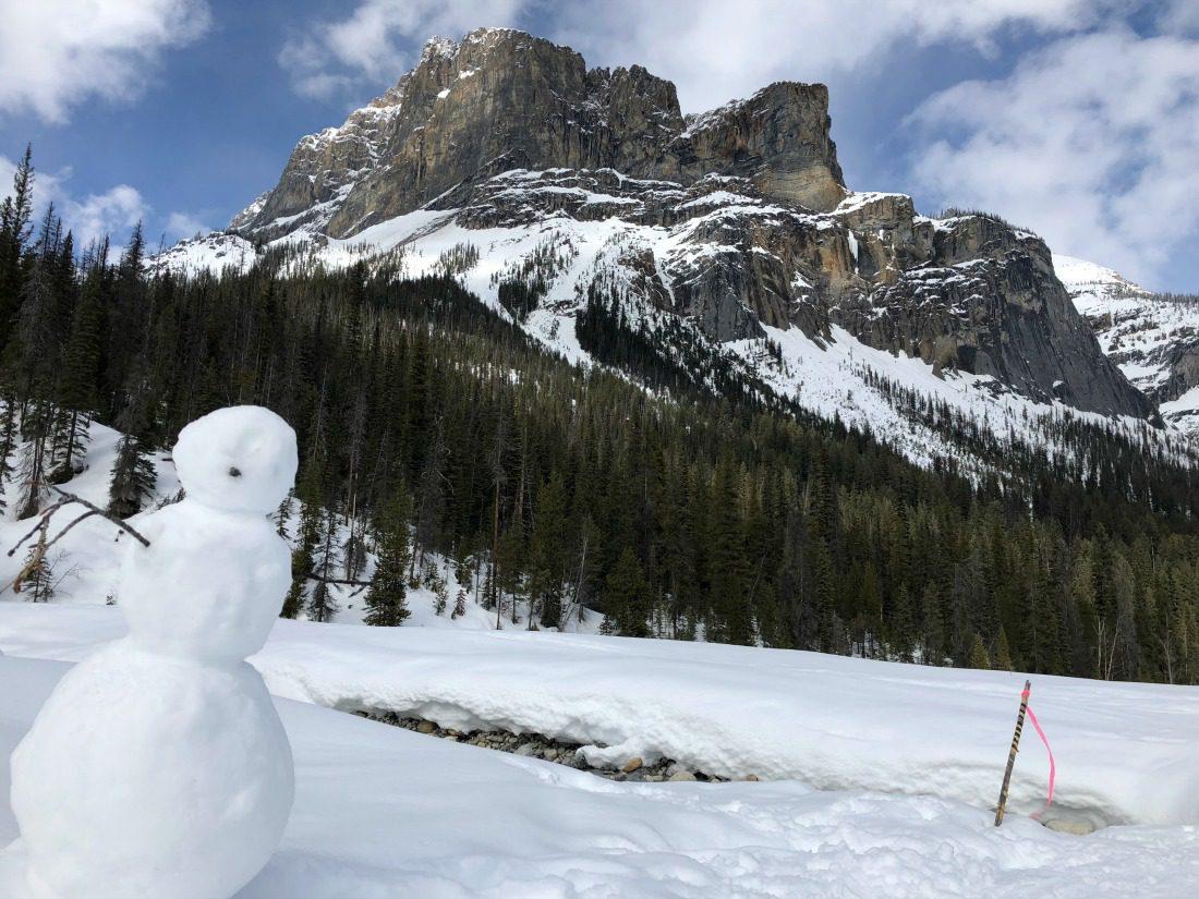 snowman mountains