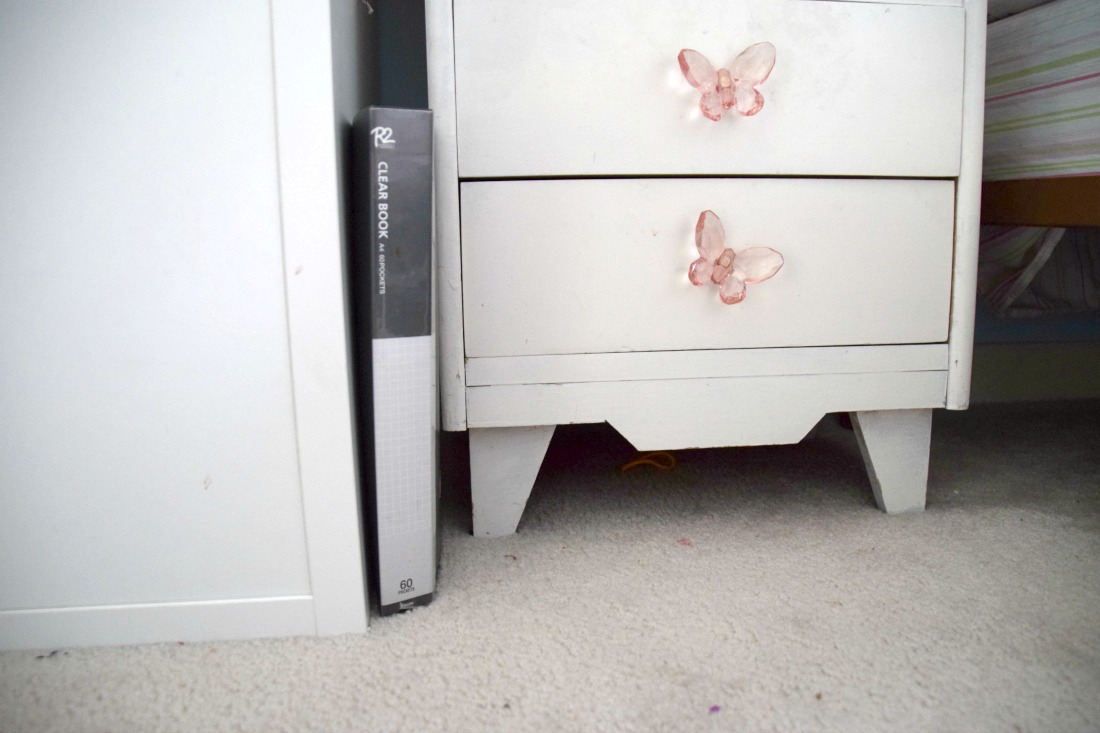 butterfly door handles