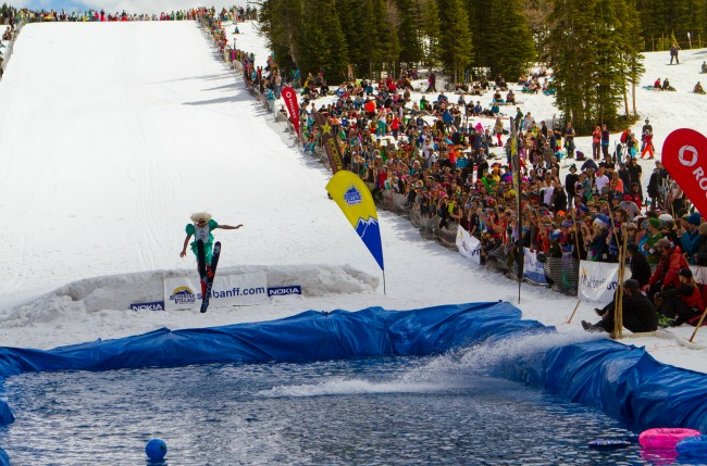 Everything you need to know about Slush Cup in Banff