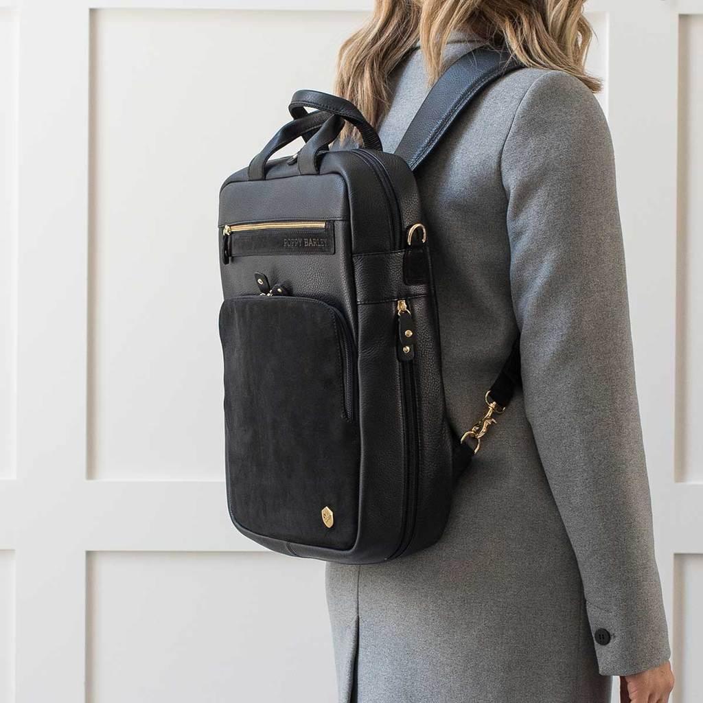 poppy barley backpack