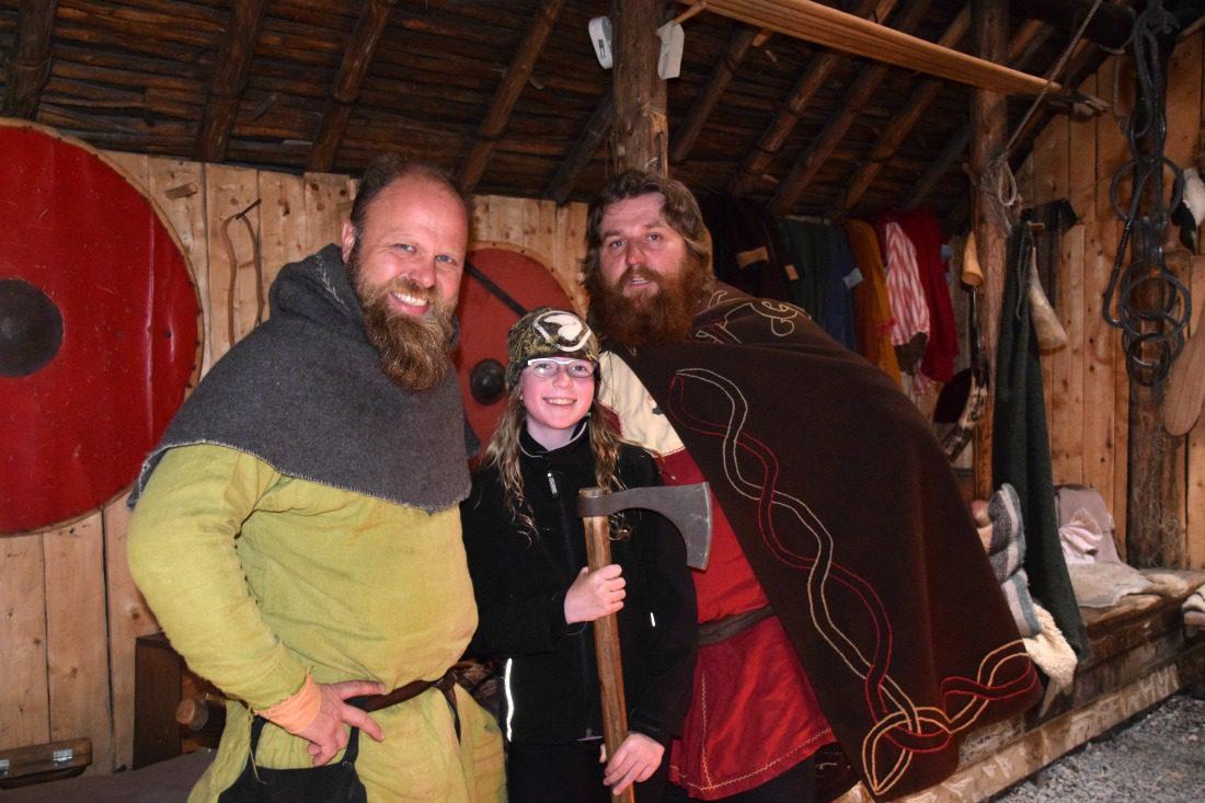Viking settlement Newfoundland