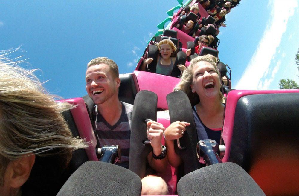 rollercoaster calgary
