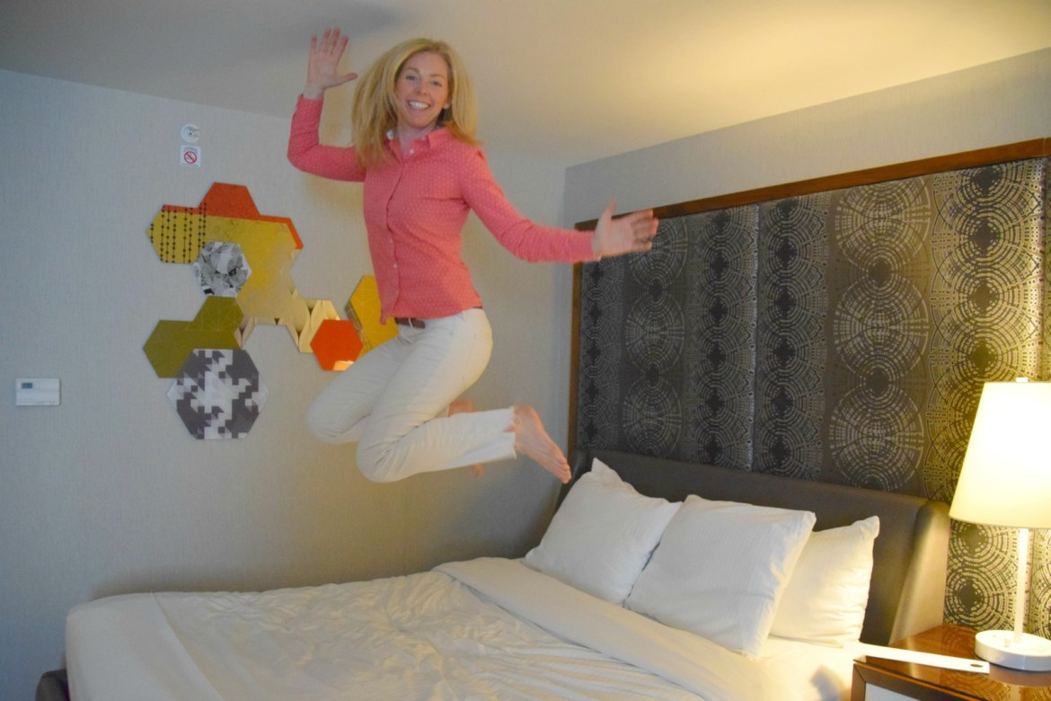 Want to craft the perfect Calgary weekend? Check yourself into Hotel Arts