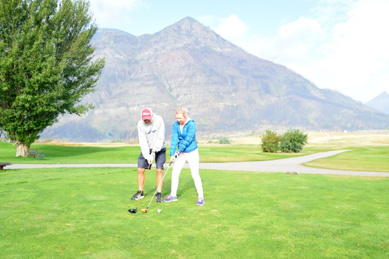 golfing is one of the best things to do in waterton