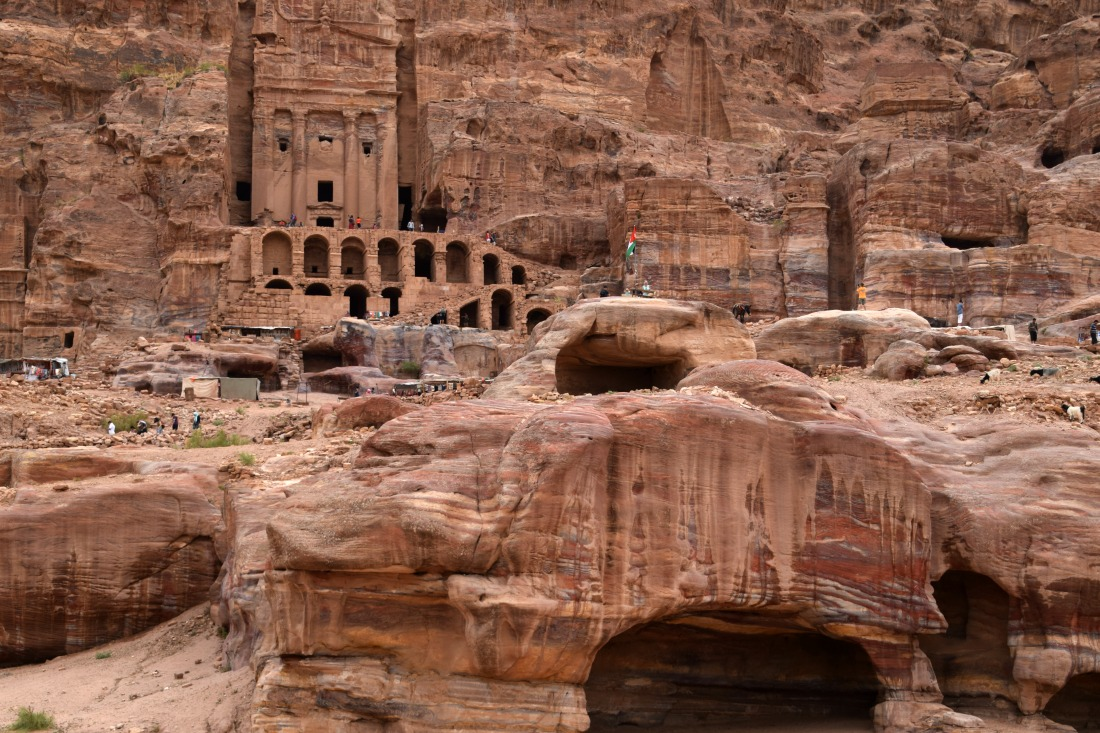 ancient city of petra tour