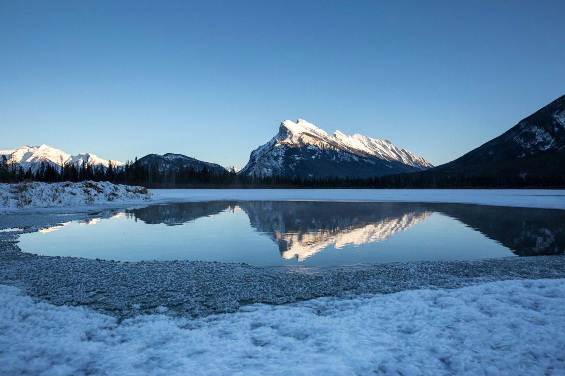 Vermillion Lake Banff