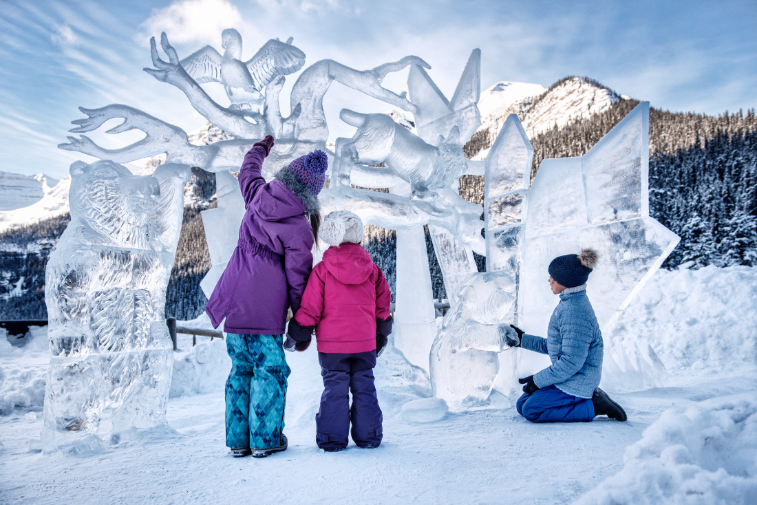Banff winter events
