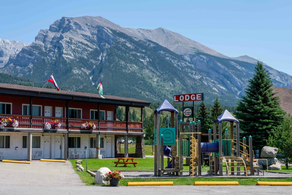Bypass Banff and stay at these top Canmore Hotels + B&Bs and hostels