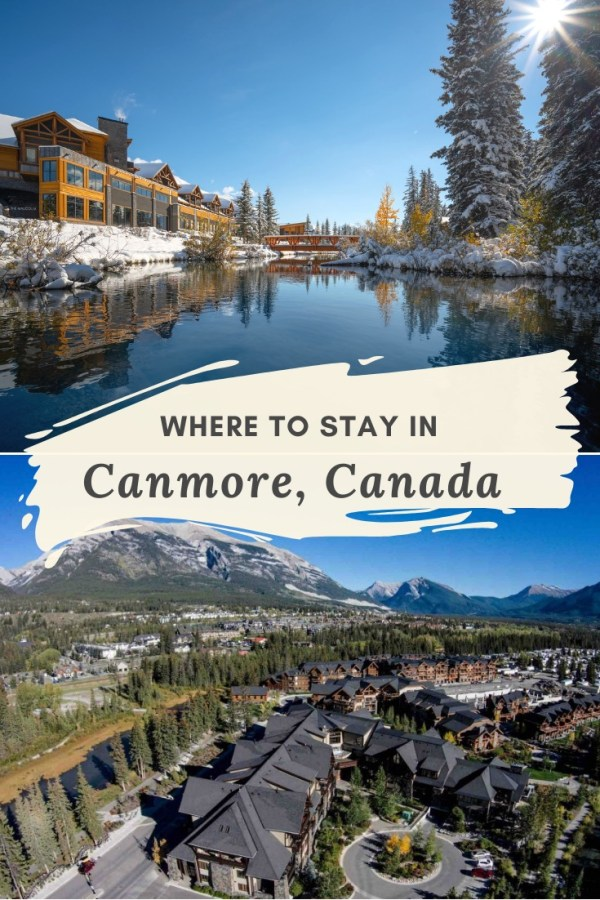 Canmore accommodation