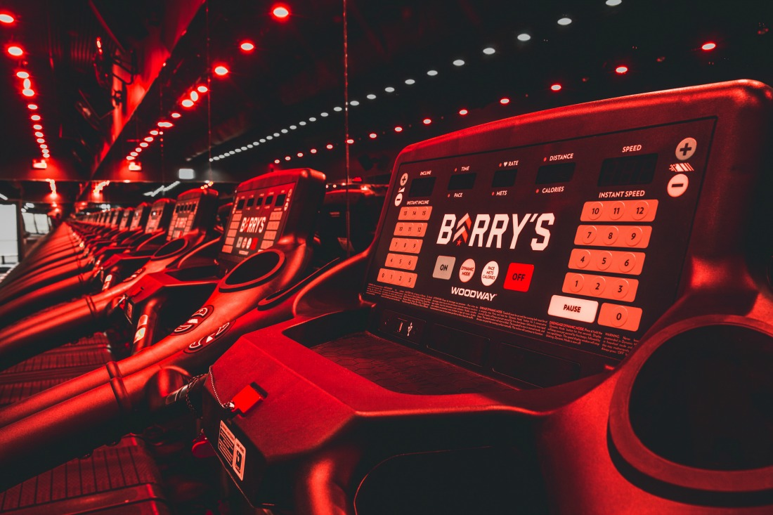 Barry's Bootcamp Calgary
