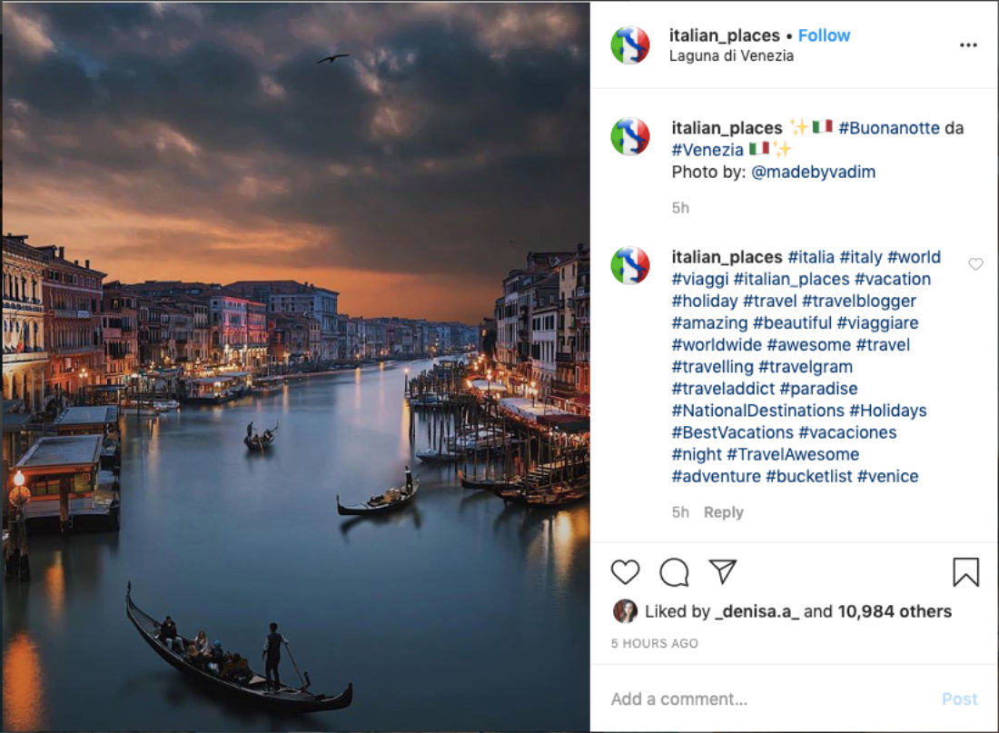 The Best Hashtags for your Travel Photos