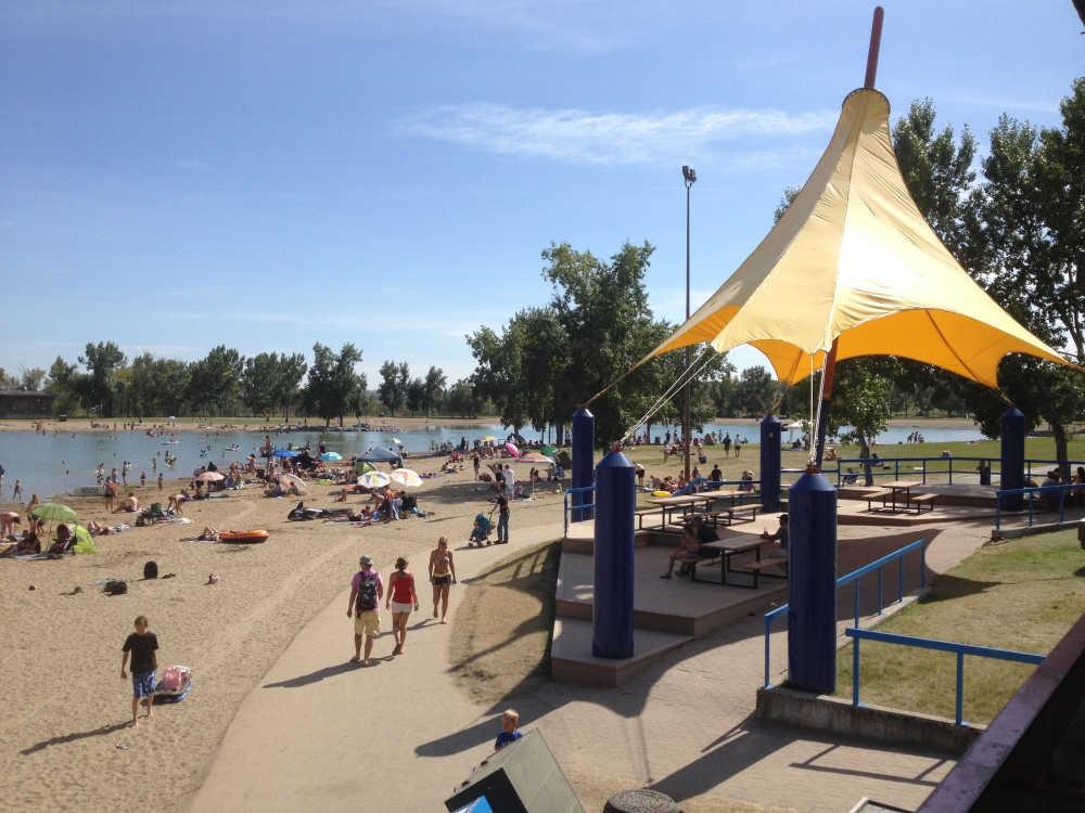 Best Calgary Beaches