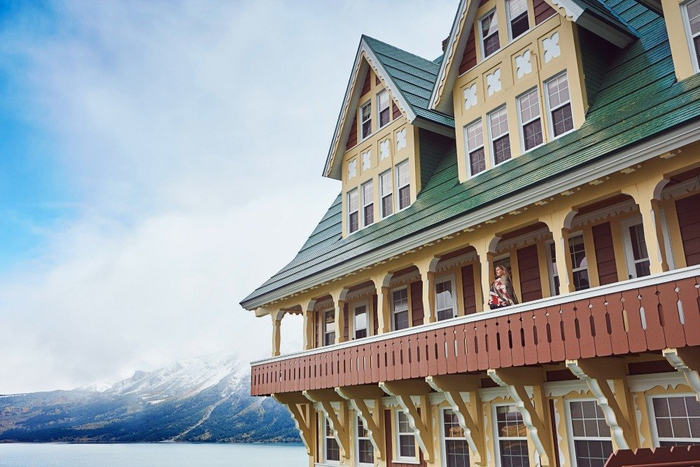 Where to stay in Waterton