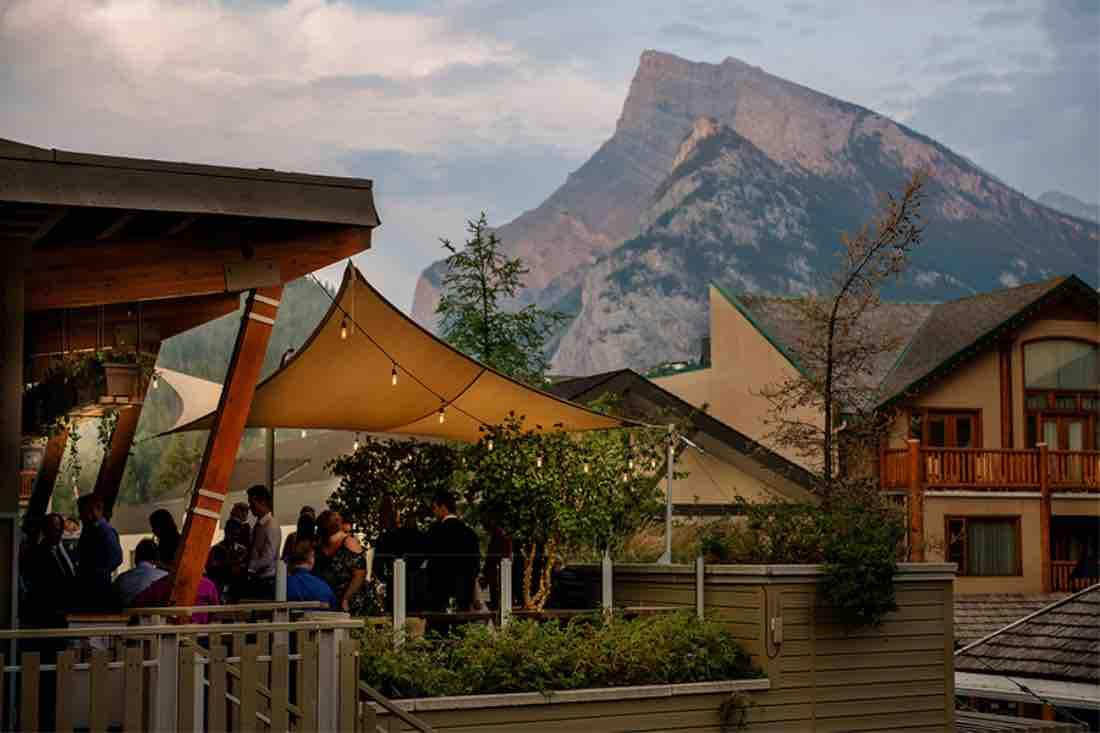 banff patio restaurant