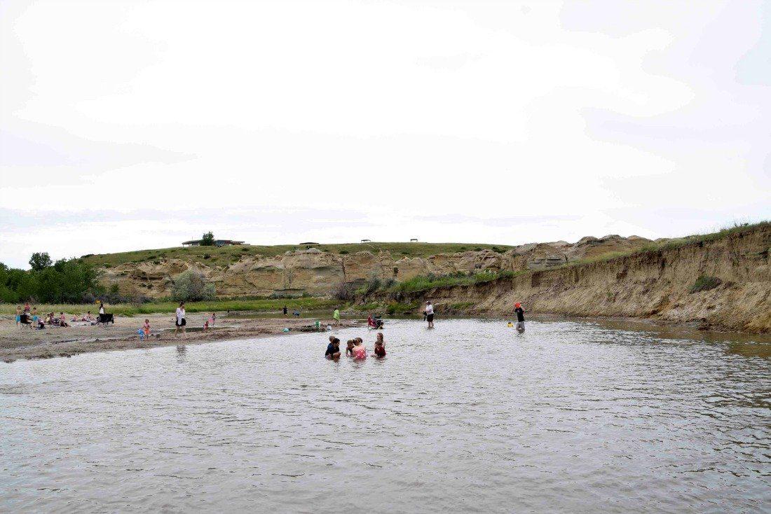 southern alberta beach
