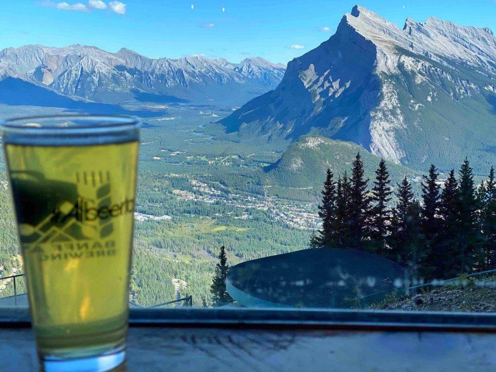 Mt Rundle Banff