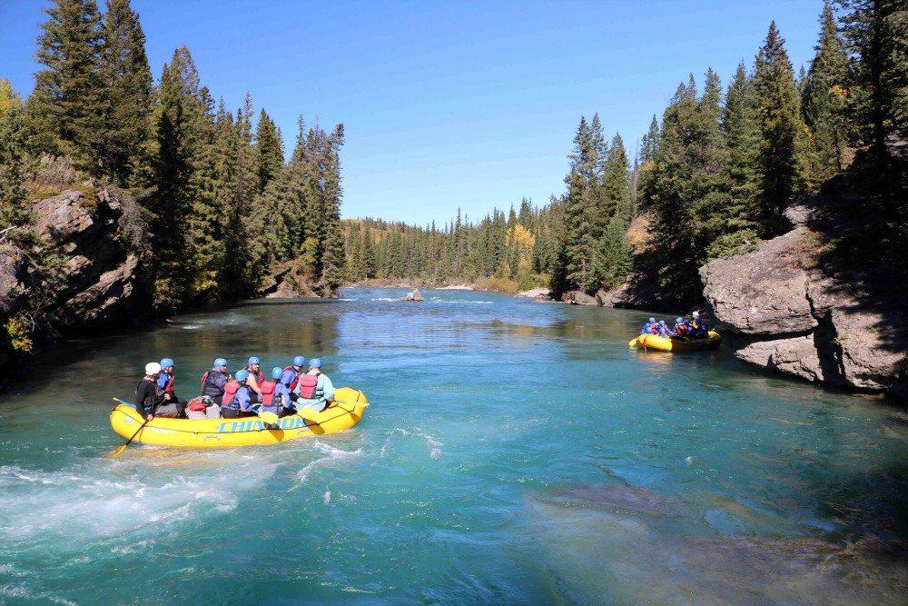 kananaskis rafting tours