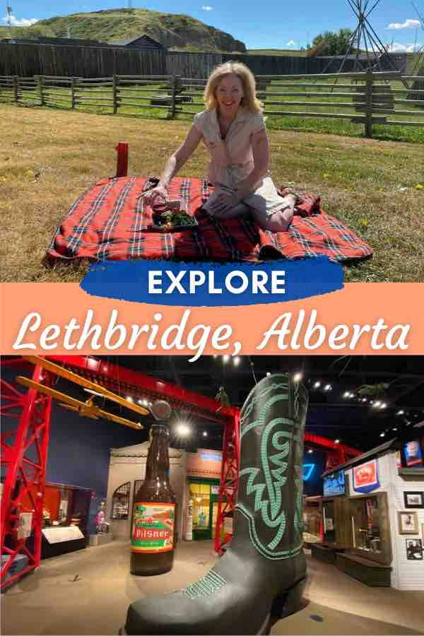 What to do in Lethbridge