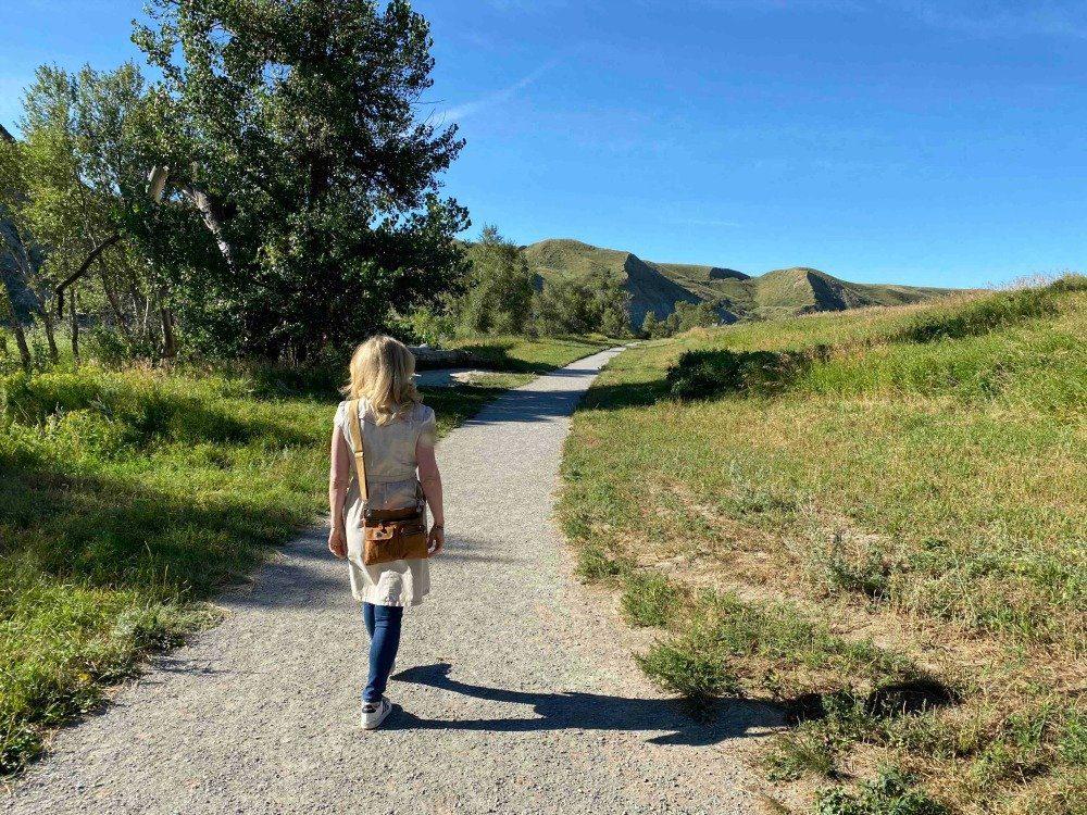Popson Park trails