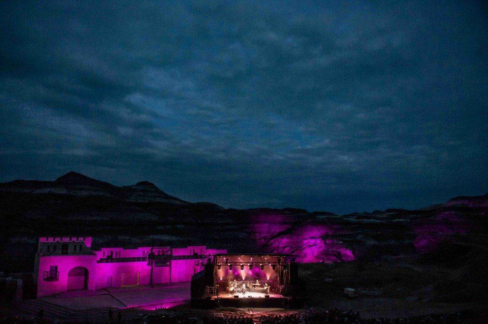 Canadian Badlands Amphitheatre