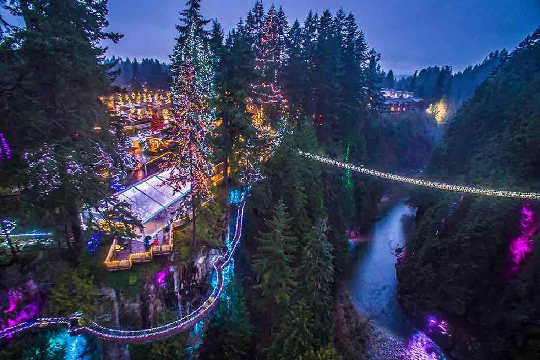 Christmas Lights Vancouver