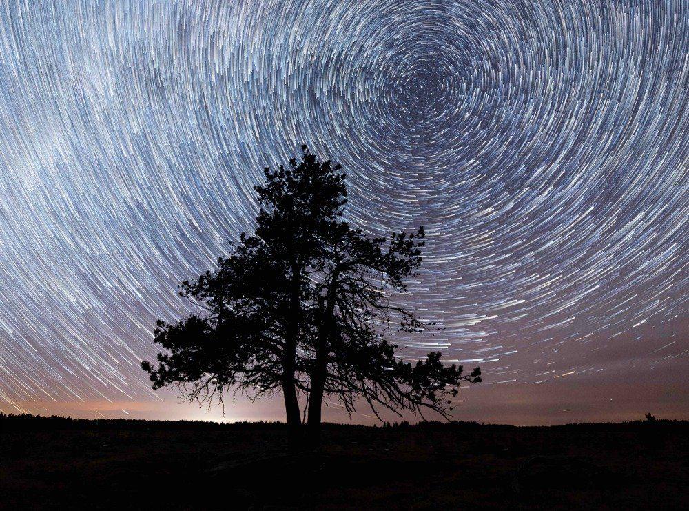 Canadian badlands dark sky preserve