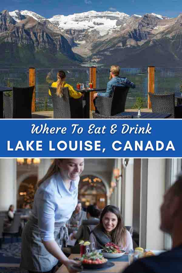 Where to eat in Lake Louise
