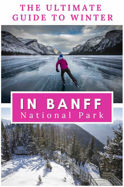 Winter in Banff