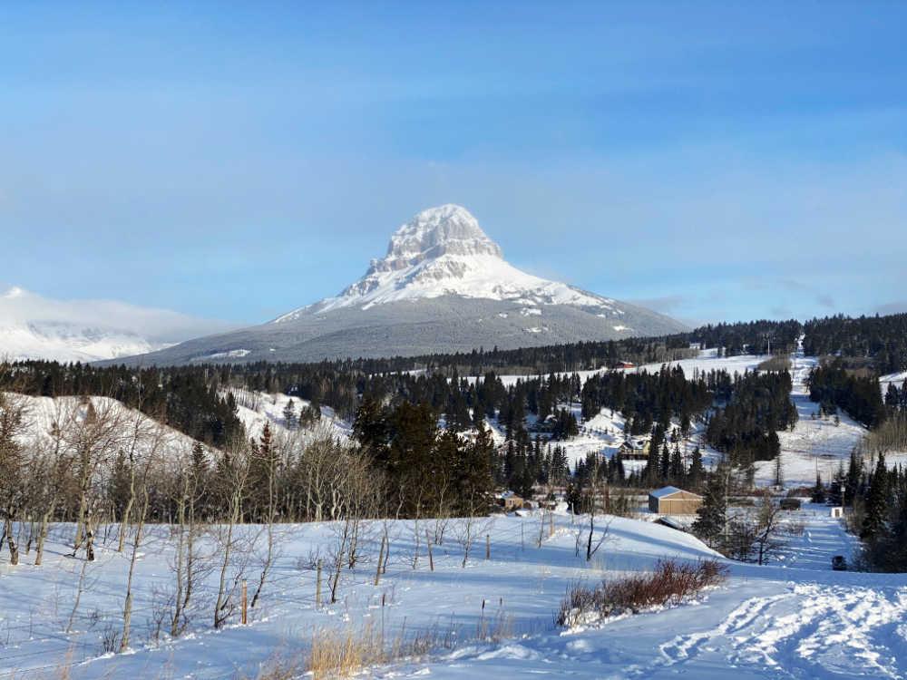 Mount Crowsnest