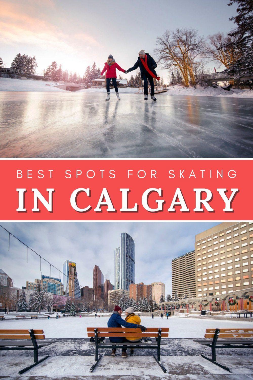 Skating Calgary